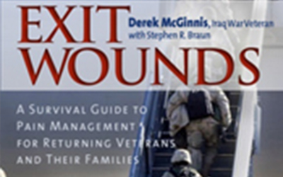 Derek McGinnis: Wounded Warrior Helps Others Relieve Pain